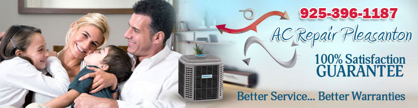 Air Conditioning repair Pleasanton